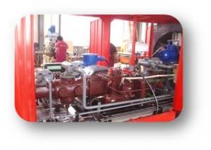 China Skid mounted Membrane-Based Nitrogen Generating Equipment for Offshore Platform on sale