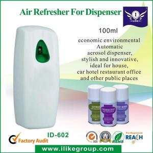 Continuous Air Freshener Dispenser Automatic Spray For Bathroom / Home