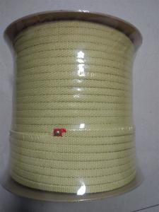 China Kevlar Aramid Ropes for Glass Tempering Furnace 10 x 3mm Tamglass Northglass furnace on sale
