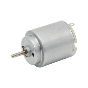 China 3v 6v Minibrushed Dc Electric Motor RE-140SA Round Shape For Kids Cars on sale
