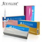 2019 New ACEFILLER Hyaluronic Acid Dermal Filler Derm Line Injectable HA Gel 1ml For face