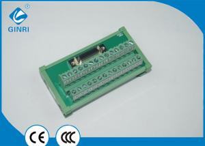 China Female Connectors Interface Breakout Module SCSI 26 Pin Compact Slim 49mm Width on sale