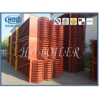 Steel Boiler Economizer With High Thermal Efficiency For Power Station And Industry