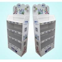 Pet Products Display Stand Supermarket Children Toys Paper Shelf Baby Shop Snacks Display Cabinet Manufacturers Custom