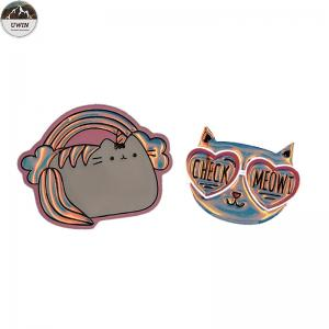 China Washable Custom Made Embroidered Patches SIngle Sided PVC Material on sale