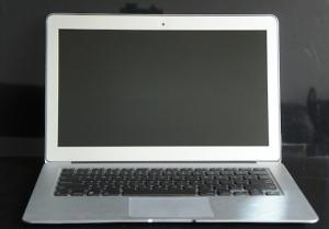 China 14.1 HD Widescreen Intel N2800,high copy macbook Air, integrated GMA 3600 graphics laptop on sale