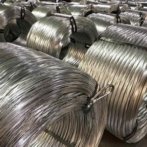 China Hot Dipped Galvanized Iron Wire on sale