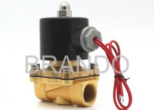 China 2 Way 2 Position Irrigation Pneumatic Cylinder Valve Normally Closed 2W160-15 on sale