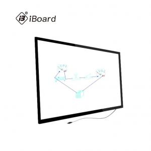China 65 Infrared Touch Frame , Ir Touch Screen Overlay for TV on sale