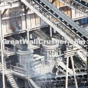 China Aggregate Crusher Plant - Great Wall on sale