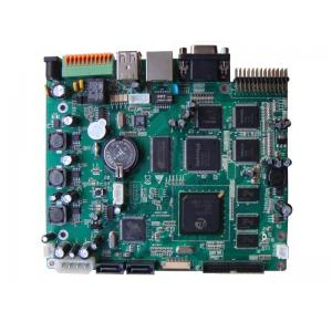 China Custom Multilayer Electronic PCB Assembly For Standalone DVR, Support 600/720fps for CIF Recording on sale