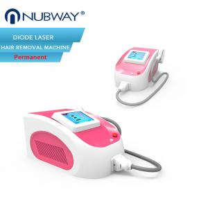 China 2018 hot selling professional portable 808nm diode laser hair removal machine on sale