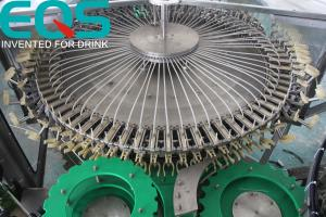 China SUS304 Material Beer Bottling Machine Line , Beer And Beer Bottle Filler Machine wholesale