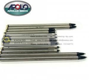 China Apollo seiko series soldering tips TS-08PAD03-E08, soldering iron cartridge for Apollo soldering robot on sale