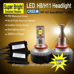 China Factory price truck Offroad auto Car h8 led headlight bulbs on sale