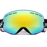 Windproof Warm Dual-lens Adjustable Ski Snowboard Goggles for man and woman