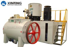 China Raw Material Plastic Mixer Machine / Pvc Mixer Machine For High Capacity on sale