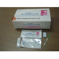 Early Detection Pregnancy Test Kit , Urine Pregnancy Test Strips / Cassette >99% Accuracy