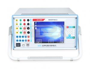 China Universal Auto Testing Machine Six Phase Relay Protection Tester Warranty 1 Year on sale
