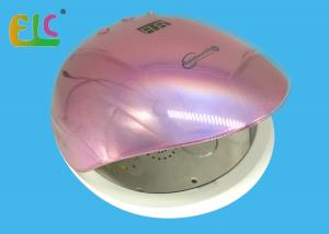 China LED Manicure Lamp  30 LED Bulbs  60W LCD Display Gel Nail Lamp Manicure Light Magic Pink Color  Rainbow 5H on sale