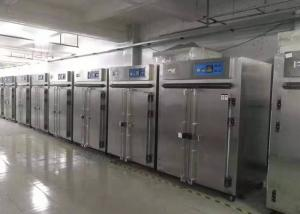 China AC380V PLC controls Stainless Steel Infrared Drying Oven on sale