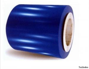 China galvanized color coated metal sheet,Roof Tile Used Color Coated Steel Coil on sale