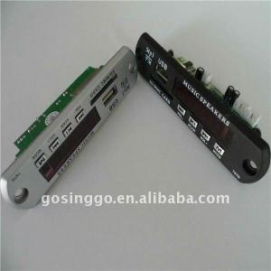 China модуль mp3 плэйер автомобиля с дистанционным регулятором on sale