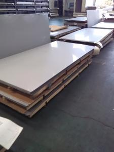 China Stainless Steel Metal Plate Galvanized Steel Sheet ASTM Cold Treatment on sale