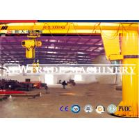 Impoved Working Efficiency 360 Degree Slewing Jib Crane Cantilever Lift