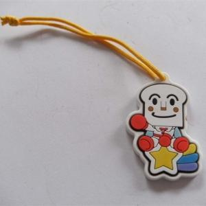 China Zinc alloy / Soft PVC Customed 1.2mm Mobile cell phone strap charm on sale