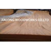China Gurjan Wood Rotary Cut Natural Face Veneer Sheet For Plywood on sale