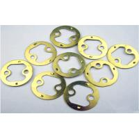 China Custom Precision Sheet Metal Fabrication Brass / Carbon Steel / Stainless Steel Parts on sale