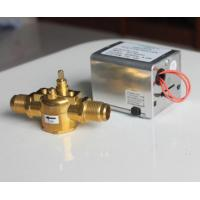Motorized Zone Control Central Heating Switch Valve 50/60HZ Frequency