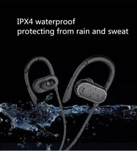 China Pedometer Steps counting Waterproof Running Wireless in Ear Neckband Headphone Suit on sale