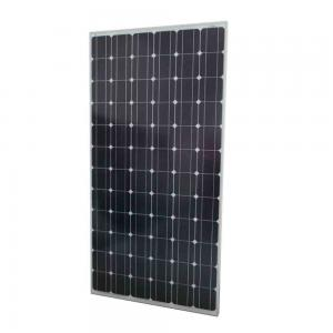 China High Output Mono Cell Solar Panel 320W Professional With White Tedlar Back Side on sale