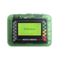 China MOTO 7000TW  Universal Motorcycle Scan Tool V8.1 Version Support Reset Key Systems on sale