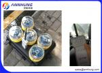 LED/NVG IR LED 850nm Solar Airport Lighting / Portable Helipad Light / Emergency Heliport Light with carrying case