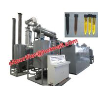 Vacuum Distillation System,Used Engine Oil Recycle,Waste Motor Oil Refinery,Oil Recycling Machine