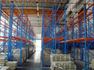 China Industrial Storage Double Deep Heavy Duty Racks on sale