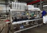 SUS304 Automatic Beer Bottling Machine , 10-10 Beer Bottle Filler