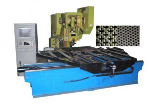 China 0.1MM Precision Perforated Sheet Making Machine Thickness Customized High Speed on sale