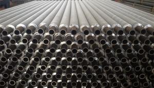 China Aluminium fin tubes on sale