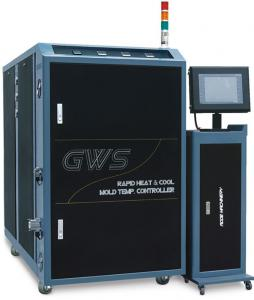 China Plastic Injection Mold Temperature Control Unit with 60-150KW Electric Power on sale