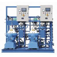 Marine Power Plant Fuel Oil Purification System Horizontal Filter Separator
