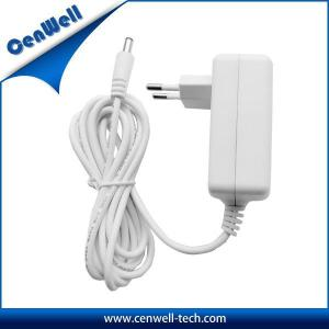 China white color cenwell wall mount 12v 3amp ac adapter wholesale