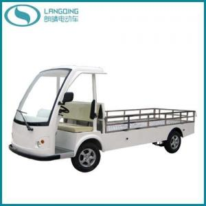 China CE Electric Cargo Car Freight Truck Car (LQF120) on sale