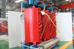 High Moisture Proof Cast Resin Transformer Fire Protection And Low Noise