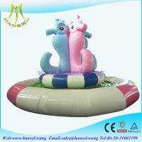 China Hansel children electronic indoor jungle gym in playground on sale