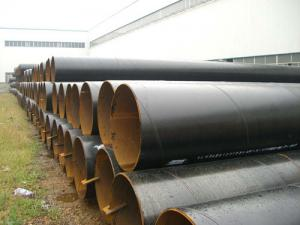 China LSAW Carbon Steel Pipe API 5L Gr.A Gr. B X42 X46 X52 X56 S355JRH S355J2H on sale