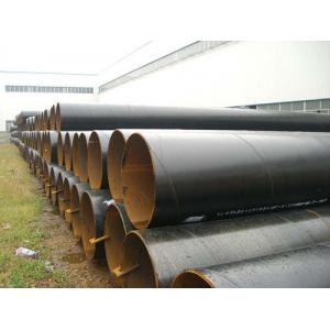 China LSAW Carbon Steel Pipe API 5L Gr.A Gr. B X42 X46 X52 X56 S355JRH S355J2H on sale